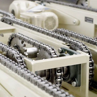 Kettenfoerderer Logistik Systeme Logistikmanagement Lagermanagement Materialflusssysteme Baust