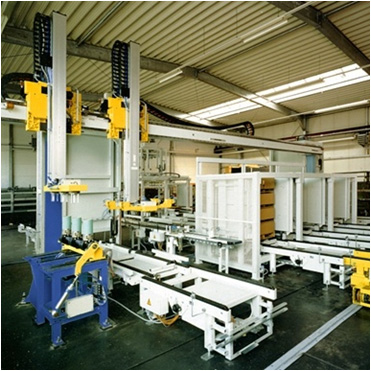 Komplettsystem Logistik Systeme Logistikmanagement Lagermanagement Materialflusssysteme Baust