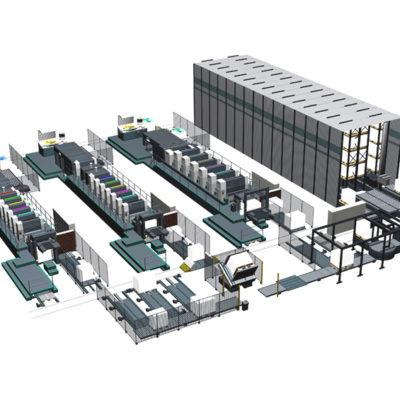 Komplettsysteme Logistik Systeme Lagermanagement Logistikmanagement Materialflusssysteme Baust