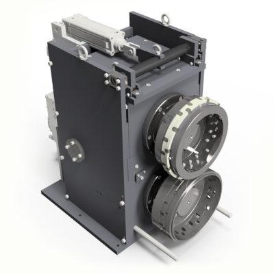 Krs Stanzeinschub Kunststoffindustrie Rotationsstanzmaschine 143722