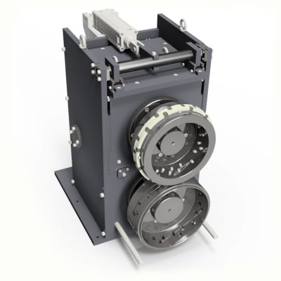 Krs Stanzeinschub Kunststoffindustrie Rotationsstanzmaschine 143722 1