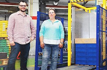 Kundenstimmen Kundenerfahrungen Materialflusssysteme Stanztechnologie Rollen Automation Baust Gruppe Unternehmen