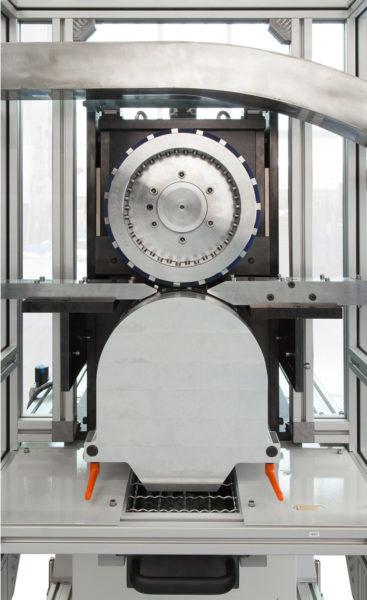 Kunststoff Stanzmaschine Stanzeinschub Stanzwerkzeug Rotationsstanze Industrie