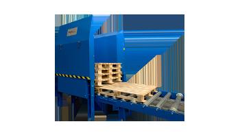 Paletten Magazin Palettenhandling Materialflusssysteme Paletten Industrie Baust