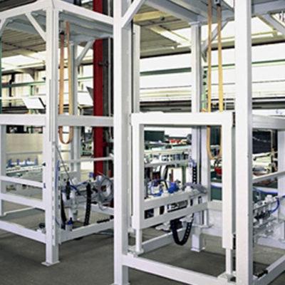 Palettendoppler Logistik Systeme Lagermanagement Logistikmanagement Materialflusssysteme Baust