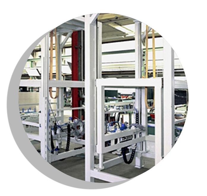 Palettendoppler Logistik Systeme Logistikmanagement Lagermanagement Materialflusssysteme Baust