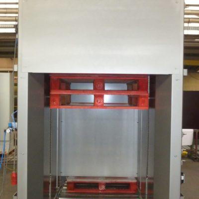 Palettendoppler Paletten Logistik Systeme Lagermanagement Baust Materialflusssysteme