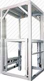 Palettendoppler Palettenhandling Materialflusssysteme Paletten Industrie Baust