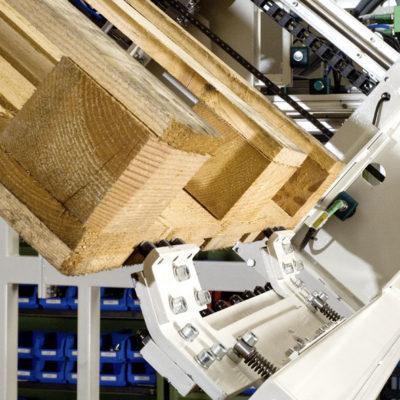 Palettendrehstation Logistik Systeme Lagermanagement Logistikmanagement Materialflusssysteme Baust