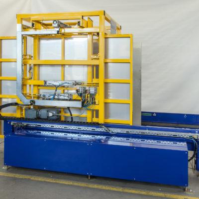 Palettenwechsler Pw 3000 Palettenwender Materialflusssysteme Baust 5693