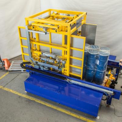 Palettenwechsler Pw 3000 Palettenwender Materialflusssysteme Baust 5700