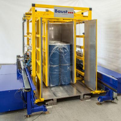 Palettenwechsler Pw 3000 Palettenwender Materialflusssysteme Baust 5712