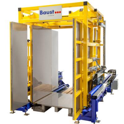 Palettenwechsler Pw 3000 Palettenwender Materialflusssysteme Baust 5719 Weiß