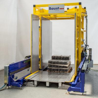 Palettenwechsler Pw 3000 Palettenwender Materialflusssysteme Baust 5741