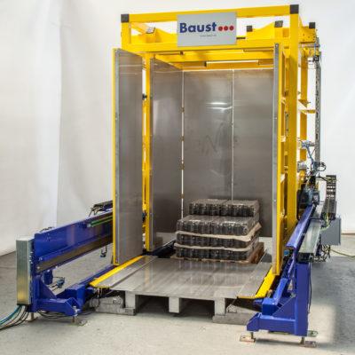Palettenwechsler Pw 3000 Palettenwender Materialflusssysteme Baust 5745