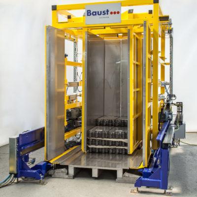 Palettenwechsler Pw 3000 Palettenwender Materialflusssysteme Baust 5749