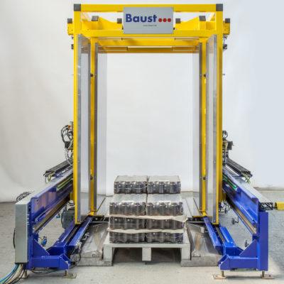 Palettenwechsler Pw 3000 Palettenwender Materialflusssysteme Baust 5758