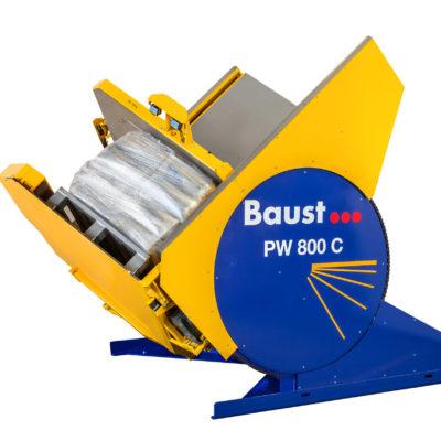 Pw 800c Palettenwender Logistik Foerderung Baust Materialflusssysteme Funktion