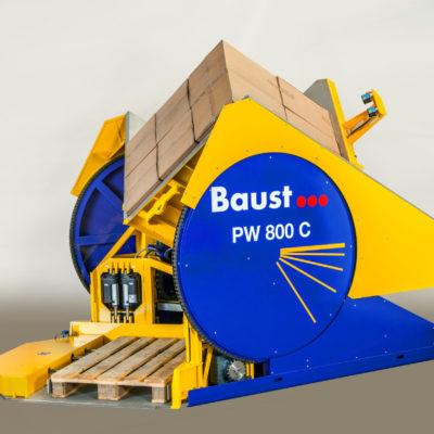 Pw 800c Palettenwender Logistik Foerderung Baust Materialflusssysteme Palettenwechsler