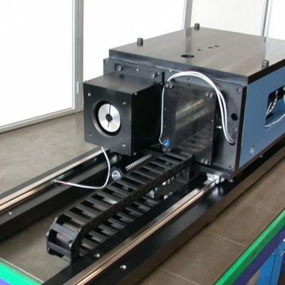 Rotations Rollen Druck Stanztechnologie Anwendung Rollen Automation Baust Gruppe5