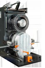 Rotative Stanztechnik Materialflusssysteme Stanztechnologie Rollen Automation Baust