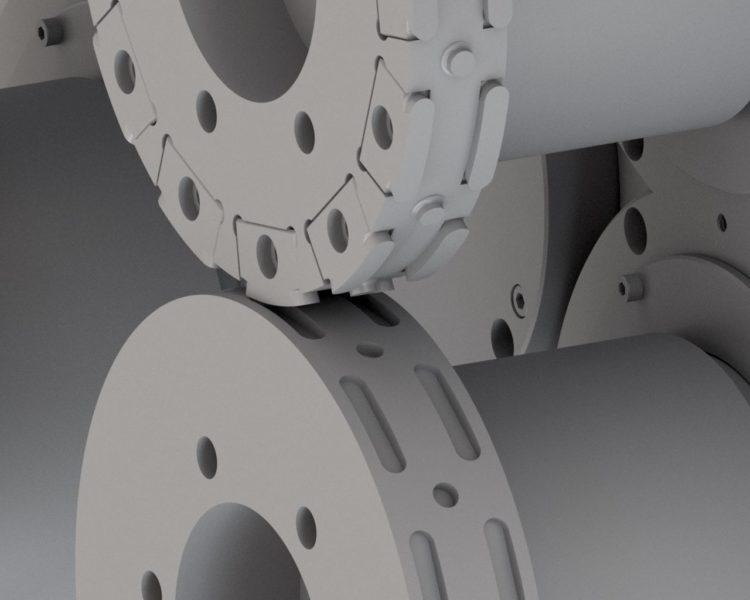 Stanzen Stanztechnologie Anstanzen Auswerfen Dip Drop Baust Stanzmaschine Werkzeug Anstanzen Drip