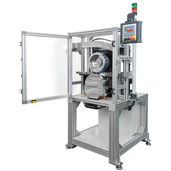 Stanzmaschine Stanzeinschub Stanzwerkzeug Kunststoff Industrie Rotationsstanze Krs Rotationsstanzmaschine