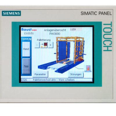 Steuerungstechnik Logistik Systeme Lagermanagement Logistikmanagement Materialflusssysteme Baust