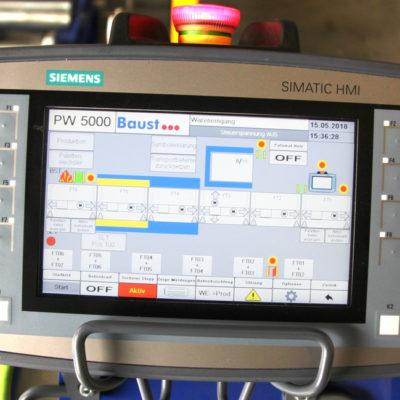Steuerungstechnik Systeme Logistikmanagement Lagermanagement Materialflusssysteme Baust