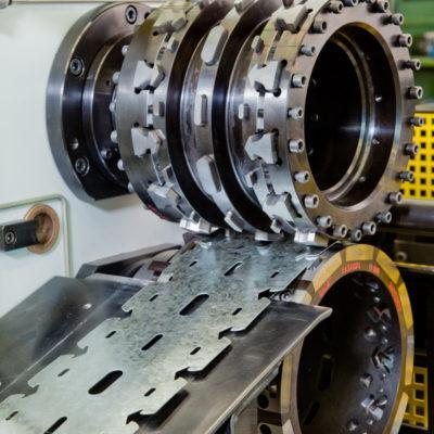 Trockenbau Industrie Druck Stanztechnologie Anwendung Rollen Automation Baust Gruppe4