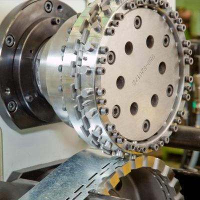 Trockenbau Industrie Druck Stanztechnologie Anwendung Rollen Automation Baust Gruppe5