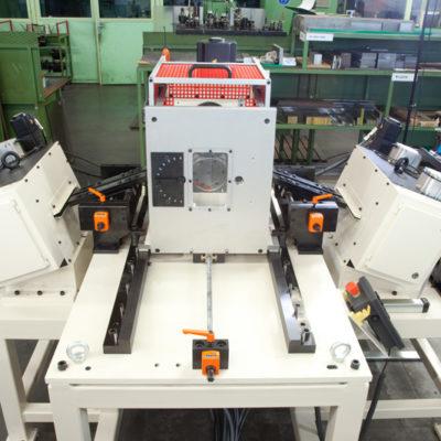 Trockenbau Industrie Druck Stanztechnologie Anwendung Rollen Automation Baust Gruppe6