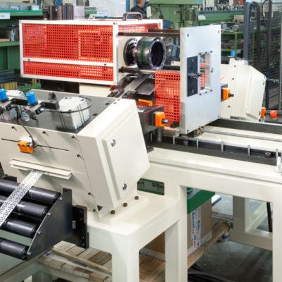 Trockenbau Industrie Druck Stanztechnologie Anwendung Rollen Automation Baust Gruppe8