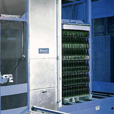Verfahrwagen Logistik Systeme Lagermanagement Logistikmanagement Materialflusssysteme Baust