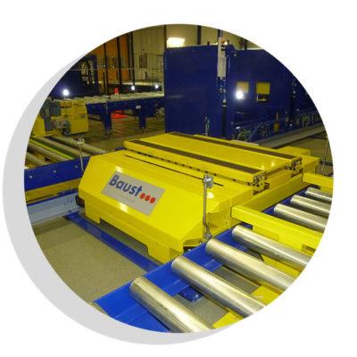 Verfahrwagen Logistik Systeme Logistikmanagement Lagermanagement Materialflusssysteme Baust