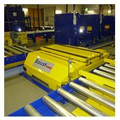 Verfahrwagen Palettenhandling Materialflusssysteme Paletten Industrie Baust