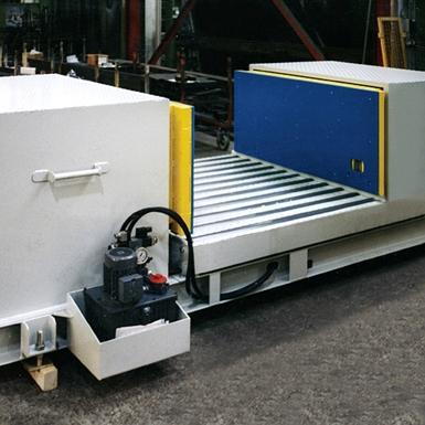 Zentrierstation Logistik Systeme Logistikmanagement Lagermanagement Materialflusssysteme Baust